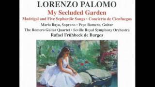 Madrigal y Cinco canciones sefardíes - 1. Penas de amores - Madrigal, by Lorenzo Palomo