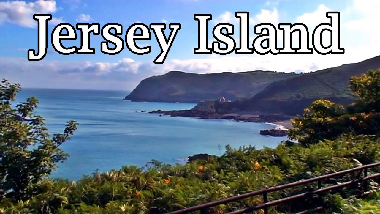 Jersey Island attractions and points of interest - YouTube