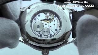 мужские наручные швейцарские часы Louis Erard L47207AA23