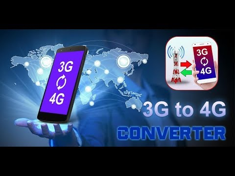 Convert your 2G/3G Phone to 4G LTE Phone For Reliance Jio / T-Mobile/AT&T