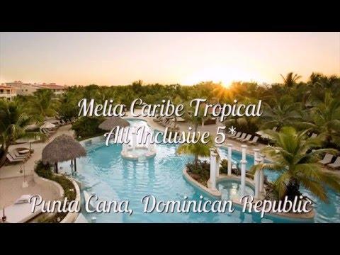 Meliá Caribe Tropical - All Inclusive 5* Пунта-Кана, Доминикана