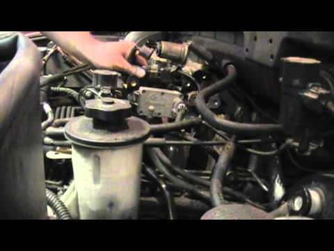How to Fix a Ford F150 with a P0401 EGR Insufficient Flow Code Part