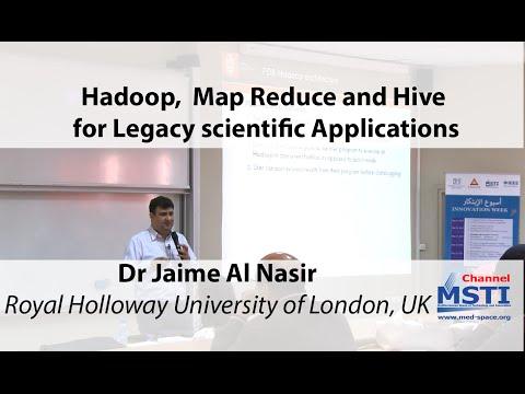 i Week15 : Applying Map Reduce, by Jamie Al Nasir