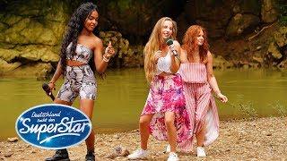 DSDS 2019 | Gruppe 05 | Alicia, Angelina, Clarissa mit