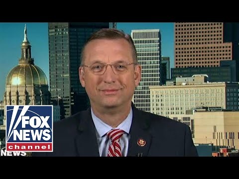 Rep. Doug Collins on whether the end of the Mueller probe lifts the cloud over the White House