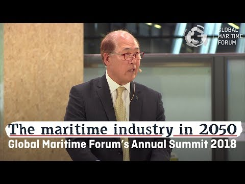 Global Maritime Forum Annual Summit 2018: The maritime indus