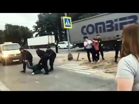 В Подмосковье полиция избила людей за требование подать горячую воду