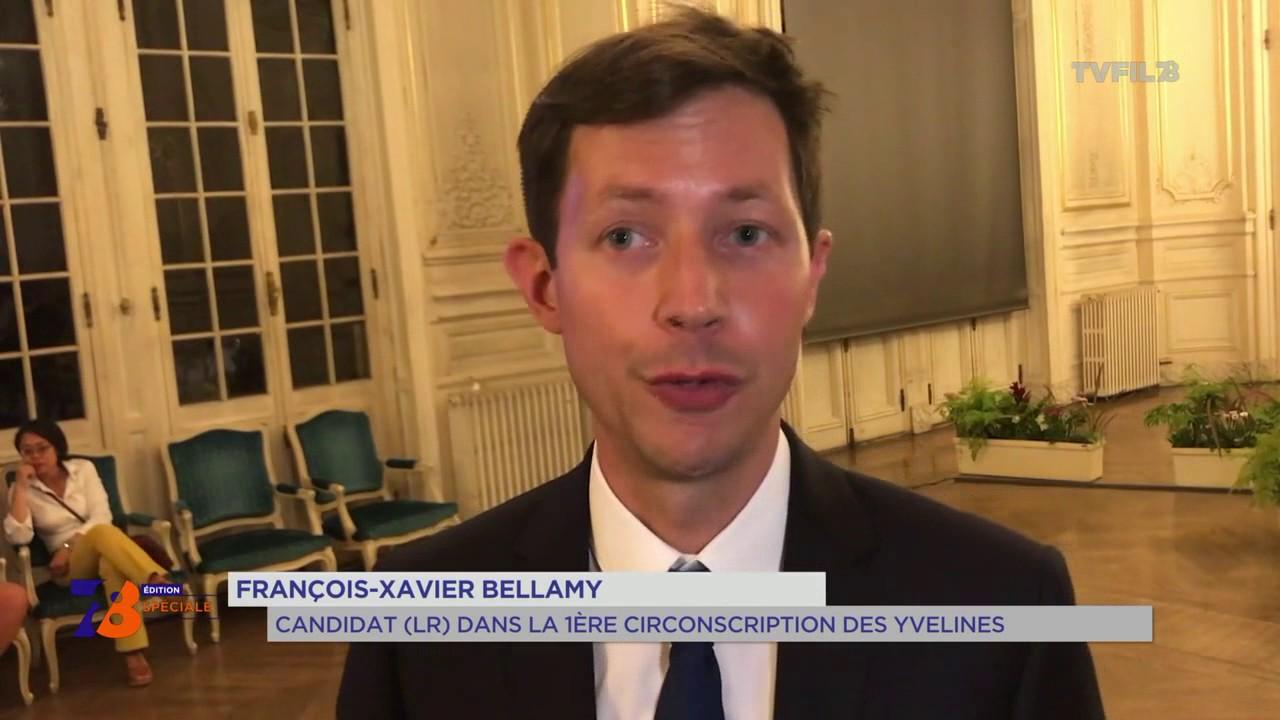 """1ère circonscription : avance plus large que prévu pour """"La République En Marche"""""""
