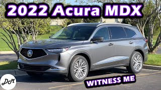 2022 Acura MDX - Behind the Wheel | POV Review
