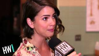 Teen Wolf's Shelley Hennig Reveals Nerdiest Obsession & Embarrassing Moments!
