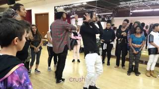 Les Twins LA Workshop After Party 2016