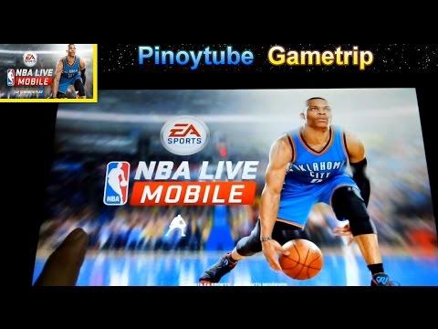 nba live mobile 1.0.8 apk download