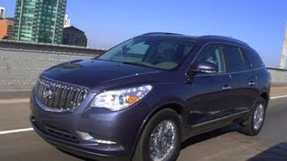 Car Tech - 2014 Buick Enclave
