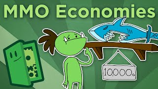 MMO Economies - How to Manage Inflation in Virtual Economies - Extra Credits