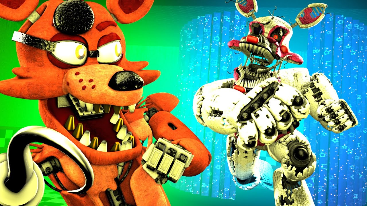 [SFM FNaF] Foxy's Memories (Five Nights at Freddy's Animation)