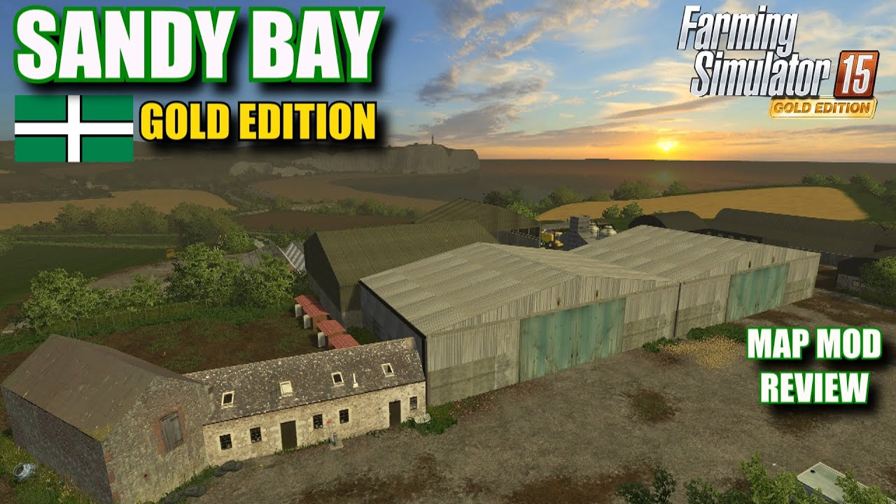 Canadian Map Farming Simulator 2015%0A Farming Simulator       Mod Review   Sandy Bay Gold Edition   Map Mod Review   YouTube