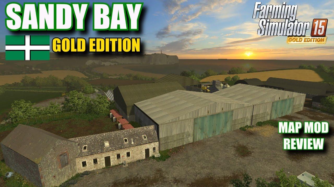 Farming Simulator 2015 Mod Review Sandy