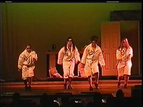 Mainland Regional High School Lip Sync 2005 - Part 1