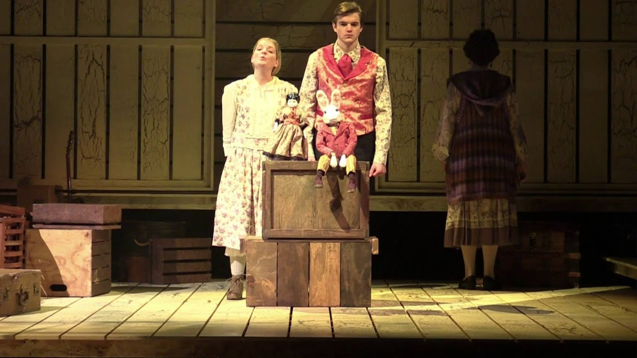DCT'S The Miraculous Journey of Edward Tulane is a HIT ...
