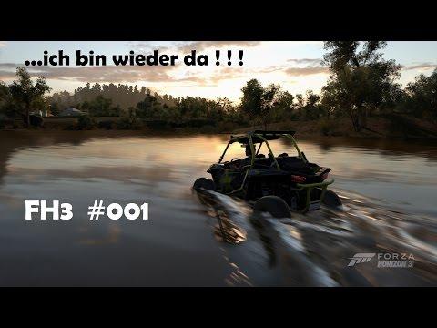 Forza Horizon 3 #001