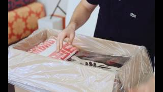 видео Покупая кресло-грушу, мы покупаем комфорт