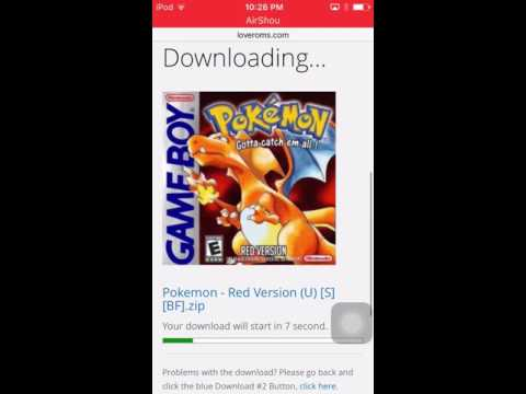 How To Download GBC And Roms For IOS