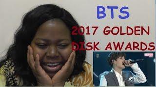 Video BTS - 'Chronicle' x 'Fire' @ 2017 Golden Disk Awards Reaction download MP3, 3GP, MP4, WEBM, AVI, FLV November 2017