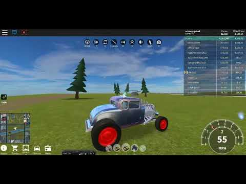 Hot Rod Racing in Roblox!!!!