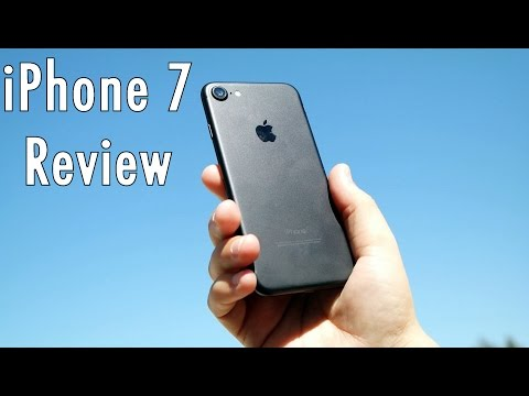Apple iPhone 7 Review Videos