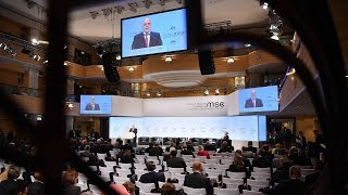 Munich Security Conference enters final day