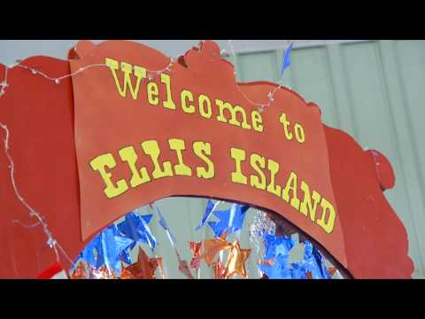 Ellis Island Immigrants Spotted at Hawks Rise?