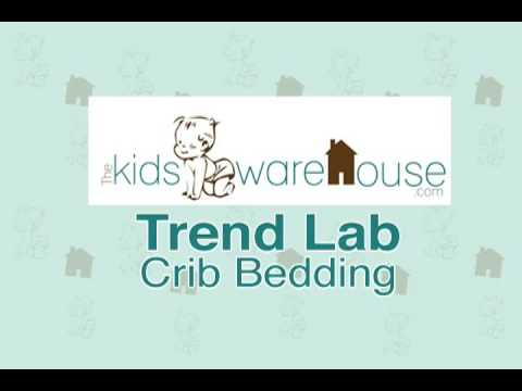Trend Lab Crib Bedding