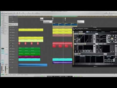 W&W & HeadhunterZ - Shocker /// Logic Pro Remake - HD DQP