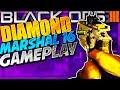 "NEW ""DIAMOND MARSHAL 16 GAMEPLAY"" In Black Ops 3 - BO3 ""SHOTGUN PISTOL GAMEPLAY"" (NEW DLC WEAPONS)"