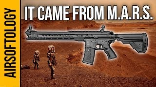 The CXP MARS AEG from ICS | Airsoftology Review