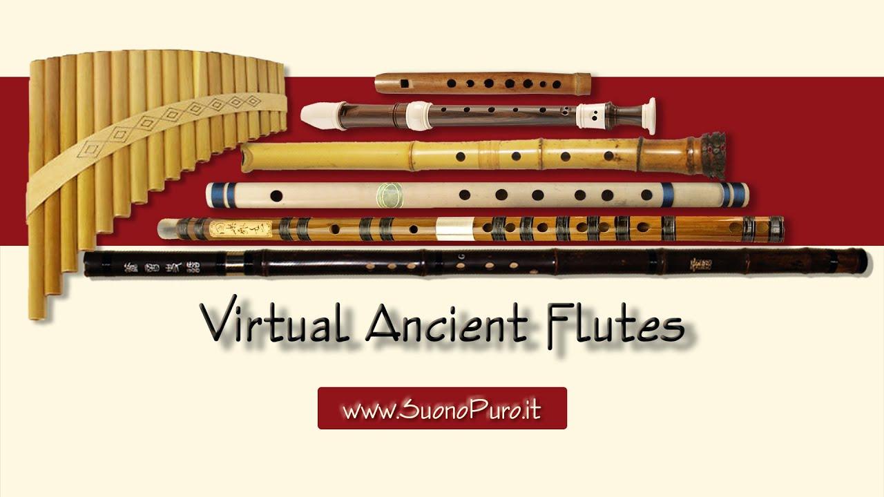 Virtual Ancient Flutes Collection EN