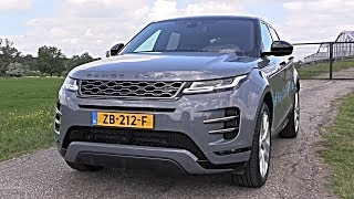 Range Rover Evoque R Dynamic 2020 | NEW FULL REVIEW Interior Exterior Infotainment