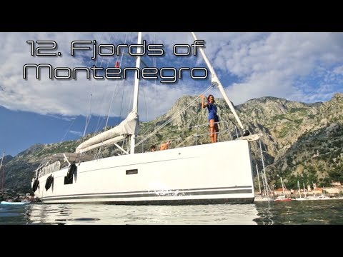 Sailing the Fjords of Montenegro - Tranquilo Sailing Around the World Ep.12