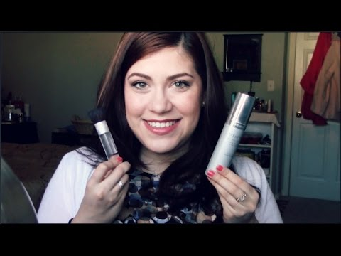 Pur Mineral's Liquid Veil Spray Foundation: First Impression & Demo - JustJenMakeup