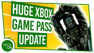 Xbox Game Pass Update | 6 NEW CONSOLE TITLES ADDED OCTOBER 2019