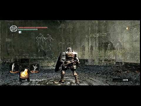 Angel juega Dark Souls Gameplay Pt. 3 Demonio de Tauro y Parroquia de los No Muertos