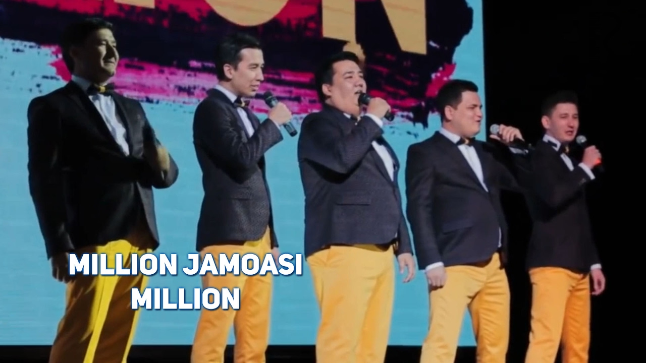 Million jamoasi - Million