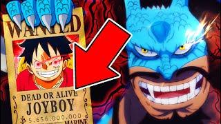 KAIDOs neues GEHEIMNIS zeigt VERBINBDUNG zu JOYBOY?! 😱 [One Piece 1016 Review]