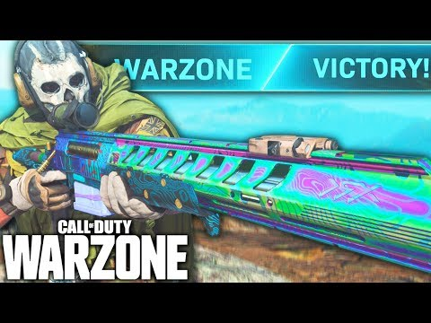 Call Of Duty WARZONE: The OVERPOWERED HDR! #1 SNIPER SETUP! (Warzone Best Loadouts)