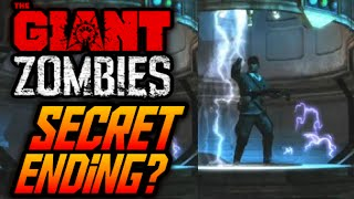 "COD Black Ops 3 Zombies ""THE GIANT"" SECRET EASTER EGG ENDING ACHIEVEMENT? ""Playing for Keeps"" THEORY"