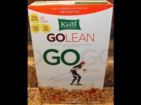 Kashi Go Lean Cereal Food Review