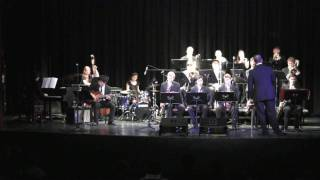 "Albany HighSchool Jazz Band plays ""Song of India""  at the 2010Spring Concert"