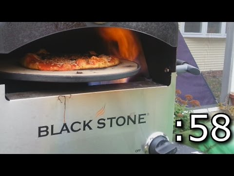 Blackstone outdoor pizza oven reviews