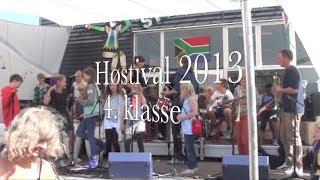 4. klasse • Høstival 2013  • Wanna be starting something