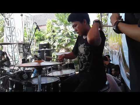 SHAGGY DOG - DI SAYIDAN - afandi drum cover